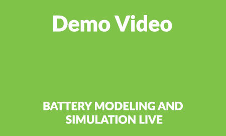 BATTERY MODELING AND SIMULATION